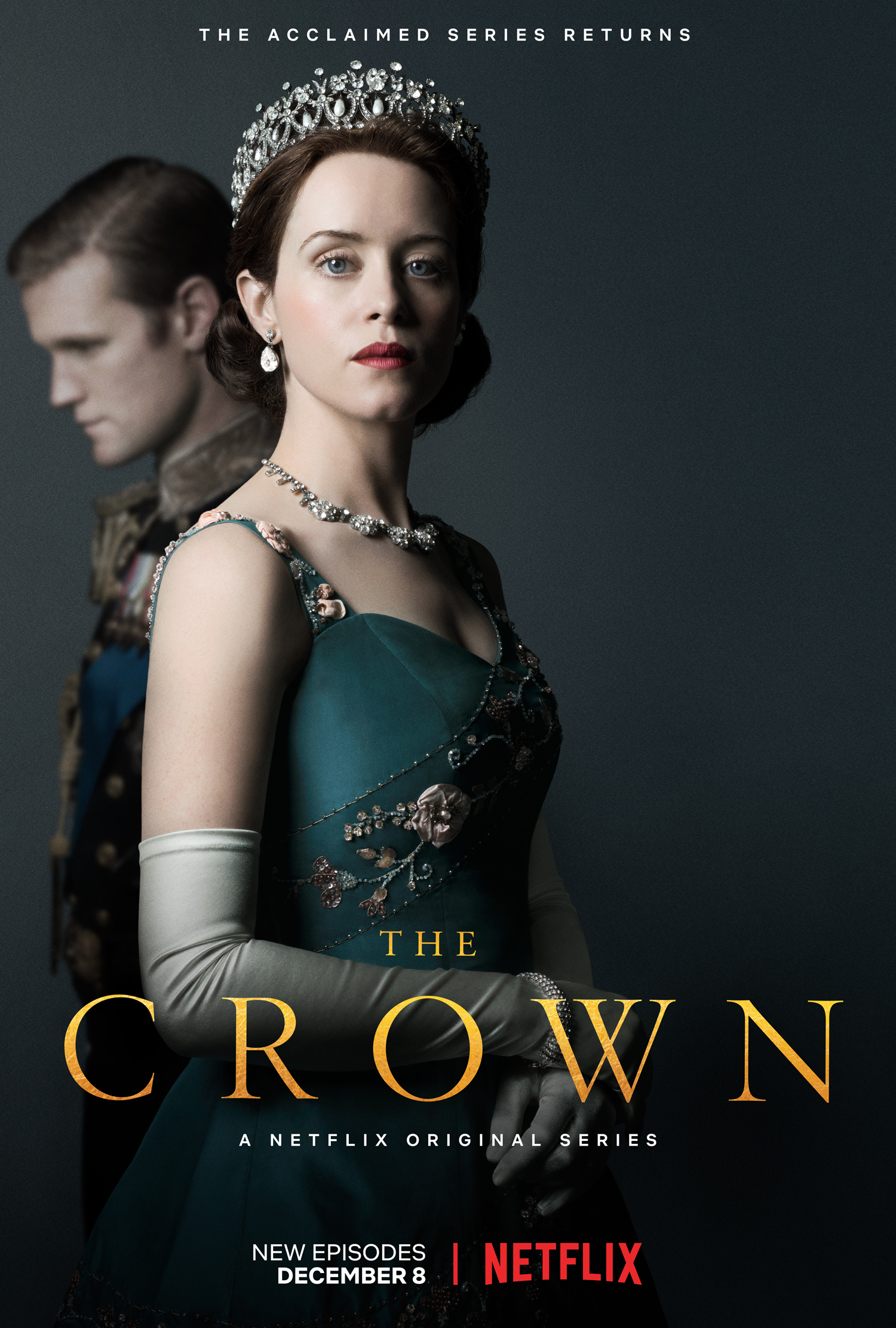 Friday Night at the Movies – The Crown Season 2