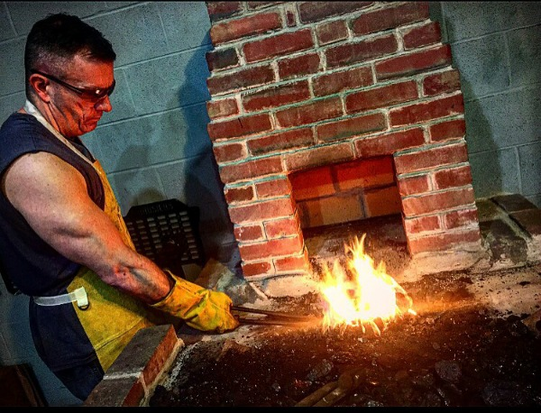 Show Me Your Hobby – Sarah from Western Maryland Shares Her Husband's Blacksmithing Skills
