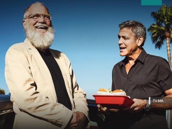 Friday Night at the Movies – My Next Guest Needs No Introduction With David Letterman