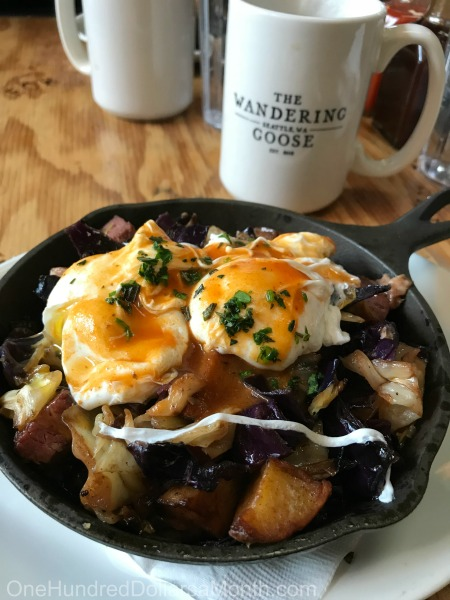 The Wandering Goose – Seattle, Washington