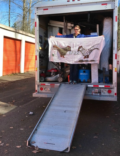 The Great Migration East – Packing Up and Hitting the Road