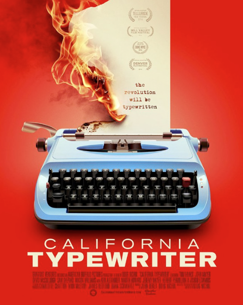 Friday Night at the Movies – California Typewriter