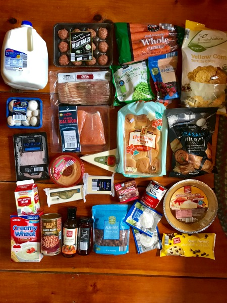 Meal Planning and Grocery Shopping Trips – Week 16 of 52