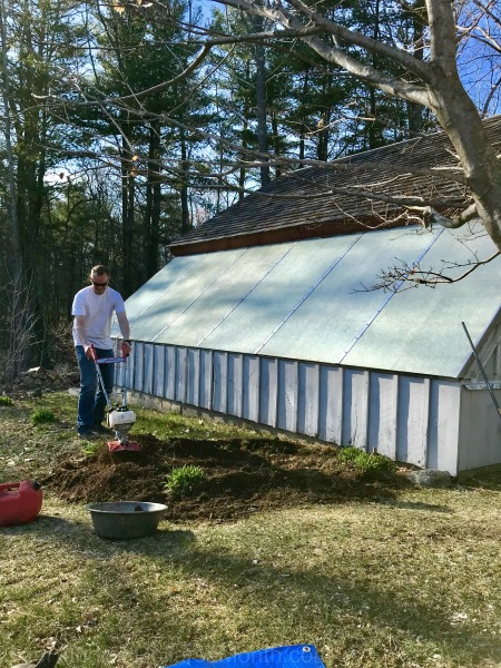 Gardening in New England – It's All Fun and Games Until Someone Hits the Propane Line