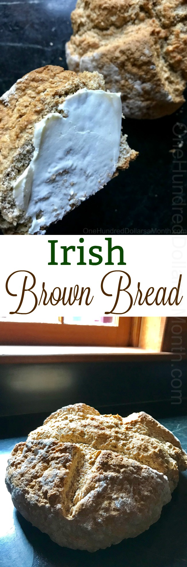 The Best Irish Brown Bread Recipe