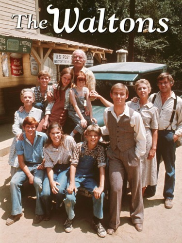 Friday Night at the Movies – The Waltons Seasons 1-9
