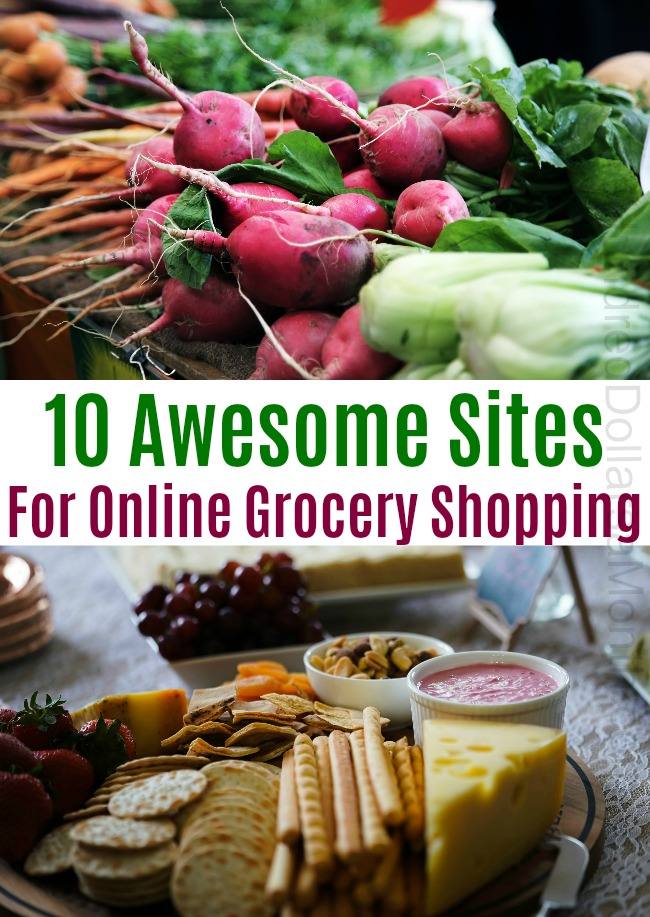 10 Awesome Sites For Your Online Grocery Shopping