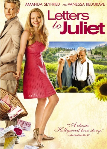 Friday Night at the Movies – Letters to Juliet