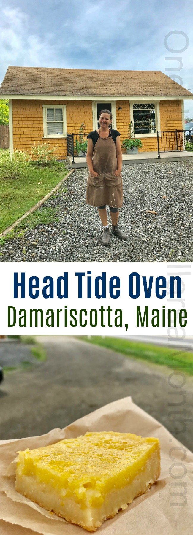 Save the Bakeries – Head Tide Oven in Damariscotta, Maine