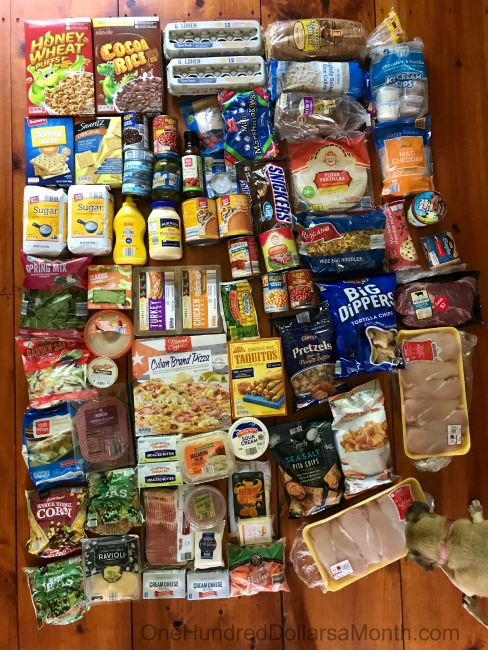 Meal Planning and Grocery Shopping Trips – Week 31 of 52