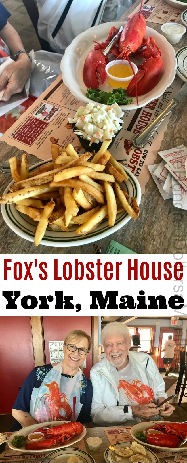 Fox's Lobster House – York, Maine