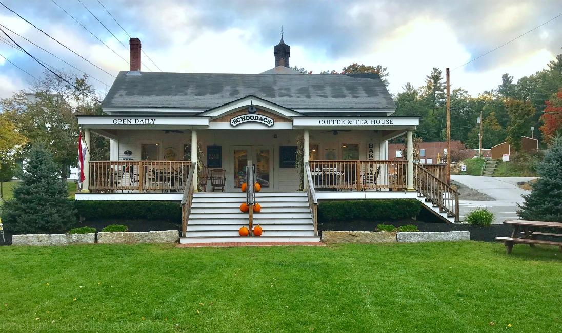 Schoodacs Coffee and Tea – Warner, New Hampshire