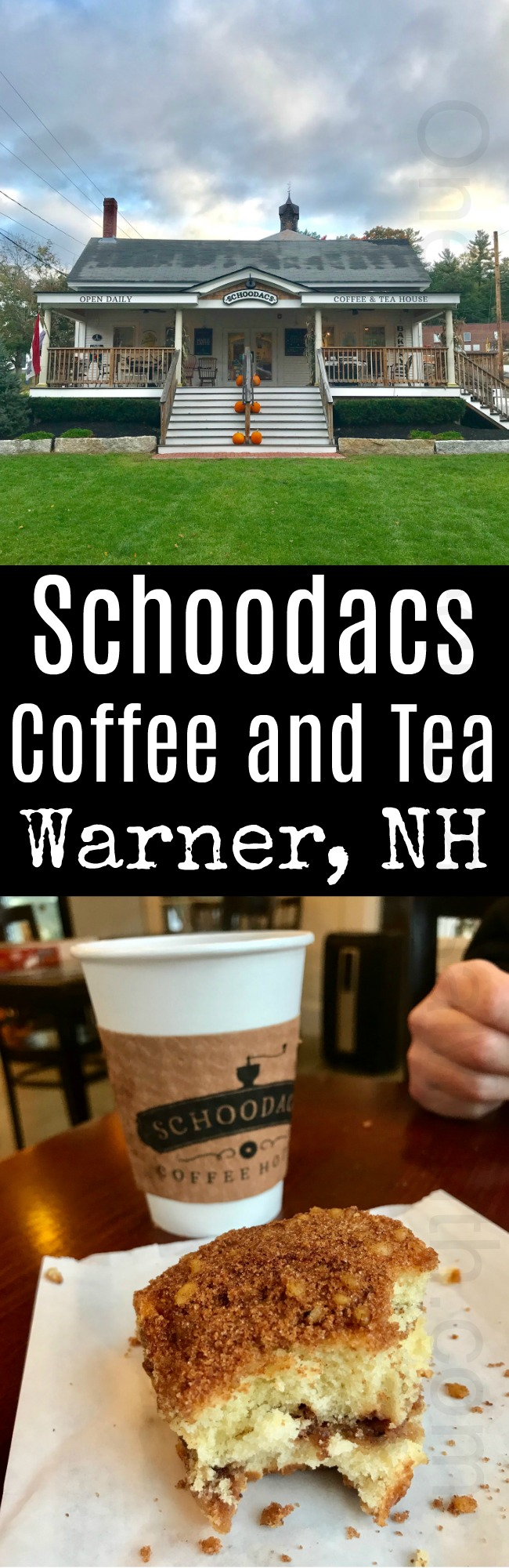 Schoodacs Coffee and Tea – Warner, New Hampshire