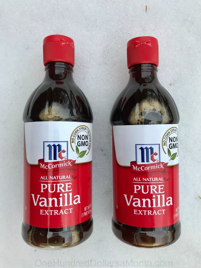 Hot Deal on McCormick All Natural Pure Vanilla Extract!