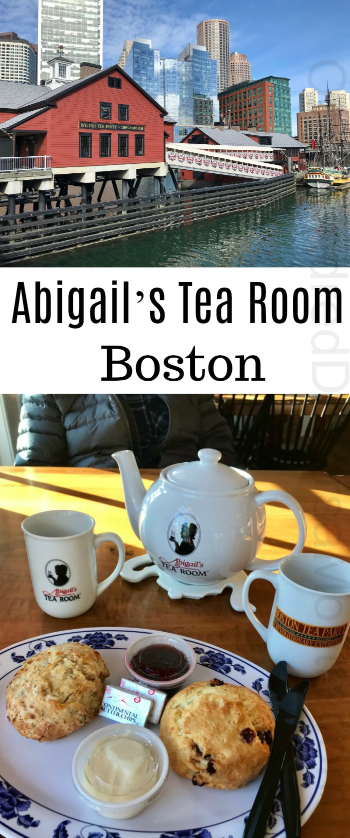 Abigail's Tea Room – Boston