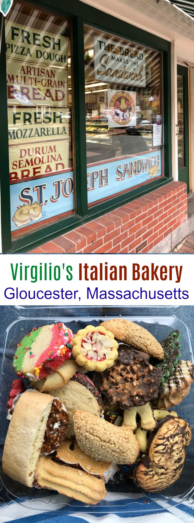 Virgilio's Italian Bakery – Gloucester, Massachusetts