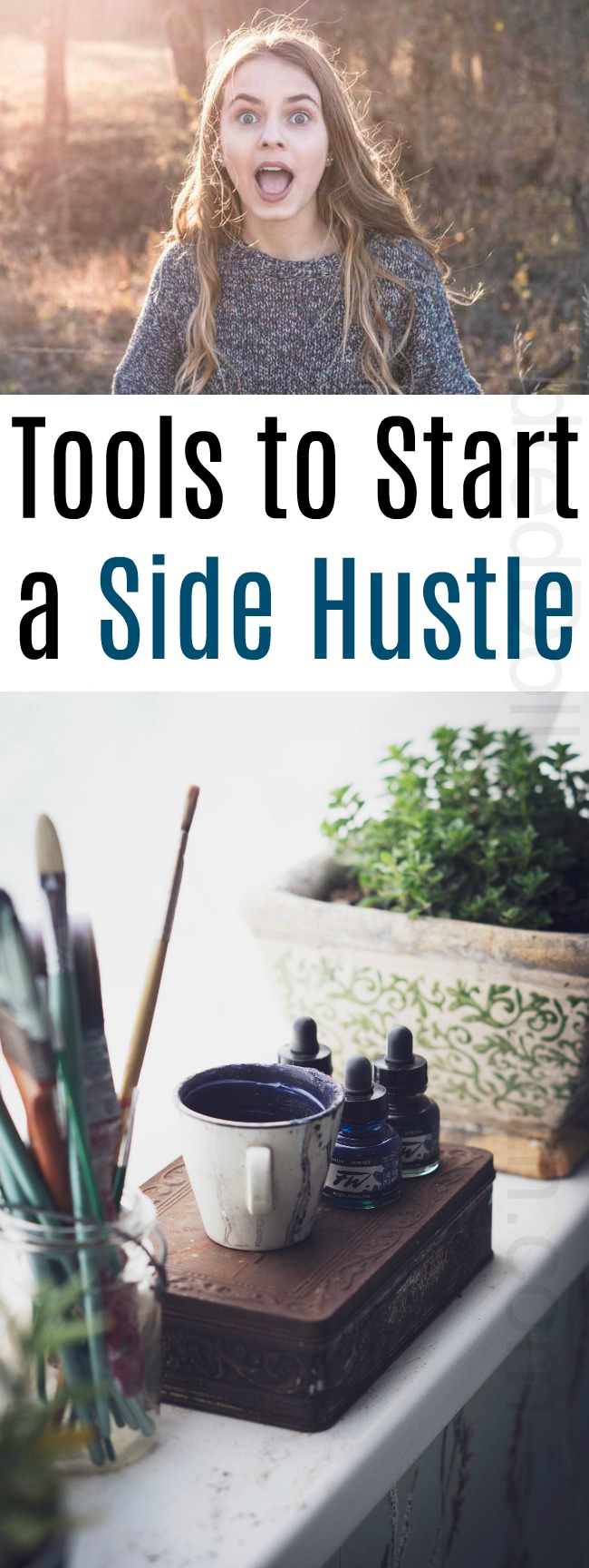 Spotlight, $100 a Month: Tools to Start a Side Hustle