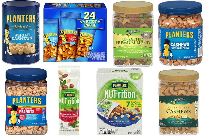 Awesome Deals on Peanuts, Cashews, Pecans, Pistachios and Other Nuts ~ TODAY ONLY ~