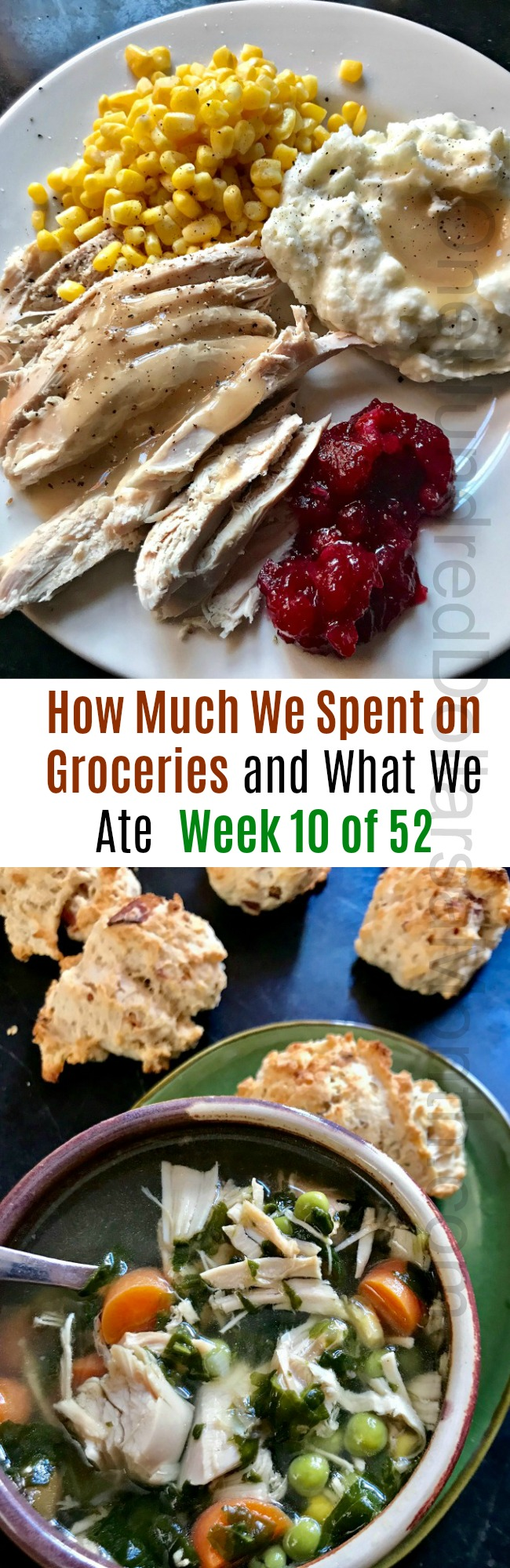 How Much We Spent on Groceries and What We Ate – Week 10 of 52