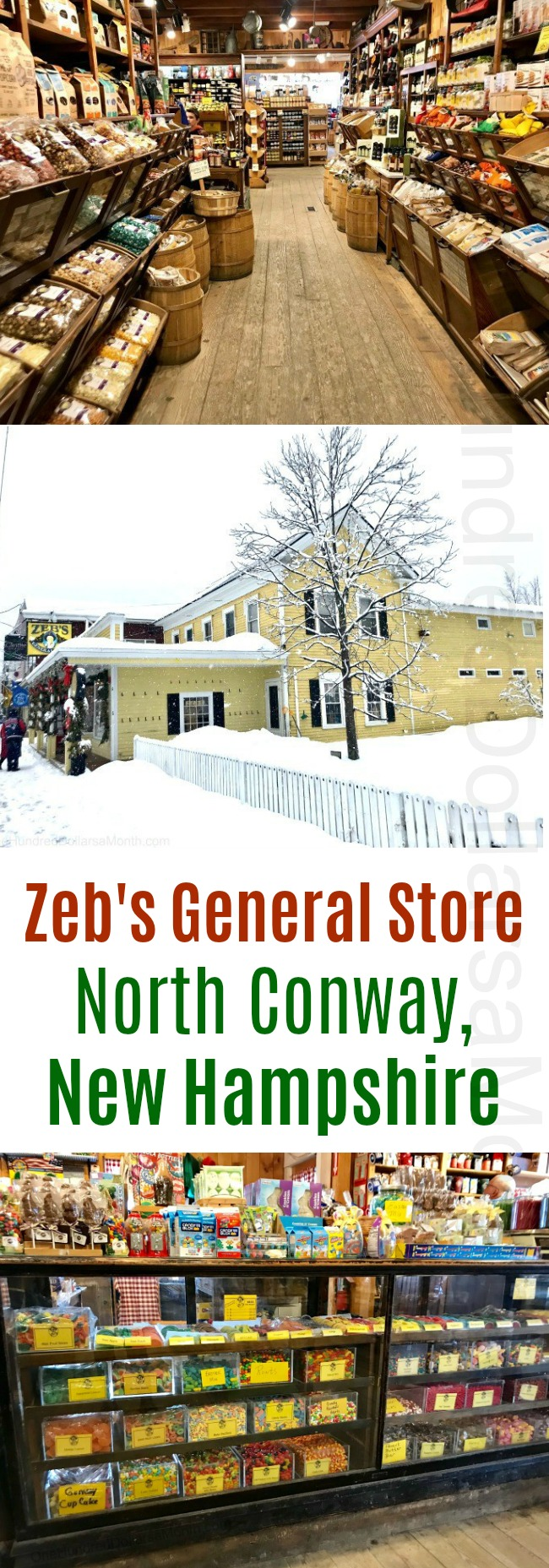 Zeb's General Store – North Conway, New Hampshire