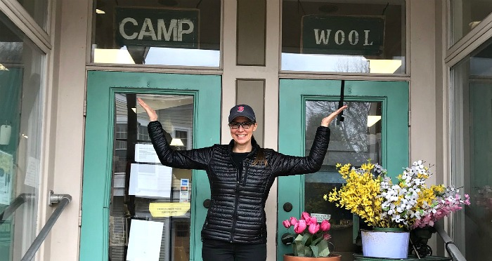 Camp Wool – Kennebunk, Maine