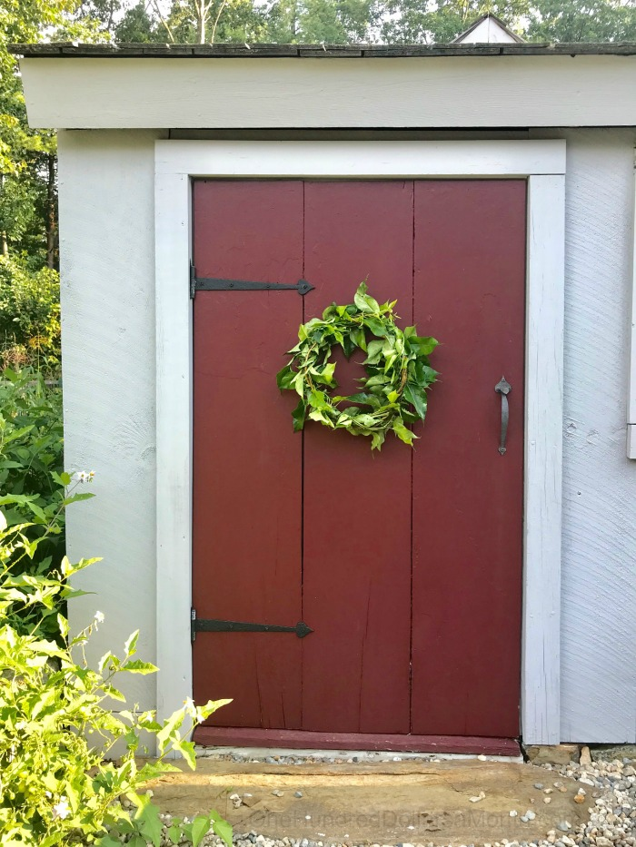 Simple Vine Wreath Tutorial