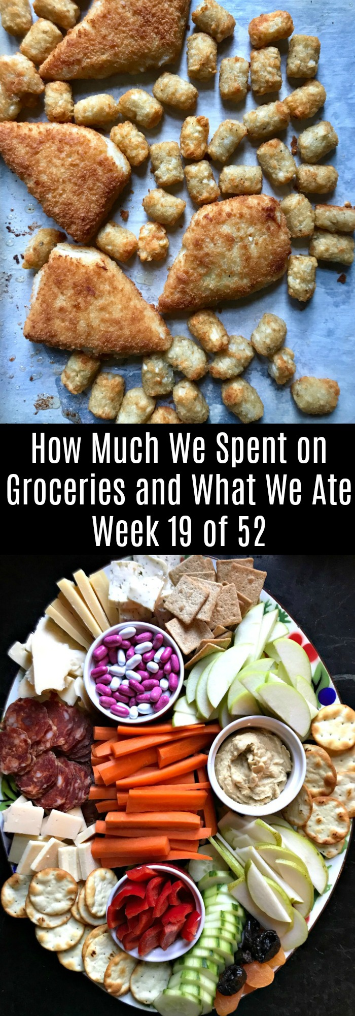 How Much We Spent on Groceries and What We Ate – Week 19 of 52