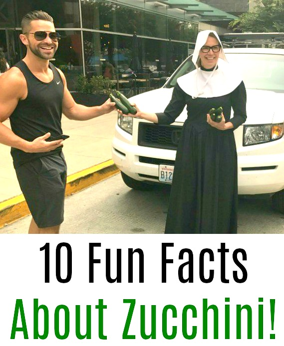 10 Fun Facts About Zucchini!