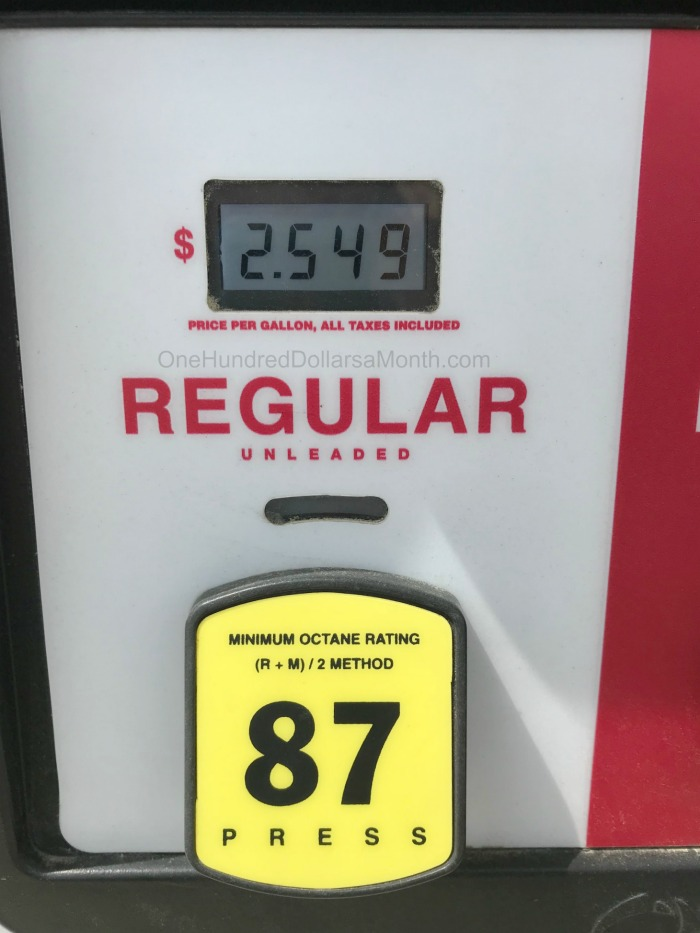 $2.55 for a Gallon of Gas… Is That High or Low Compared to What You're Paying?