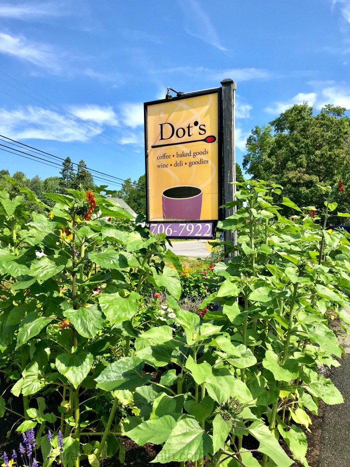 Dot's Market and Cafe ~ Lincolnville, Maine