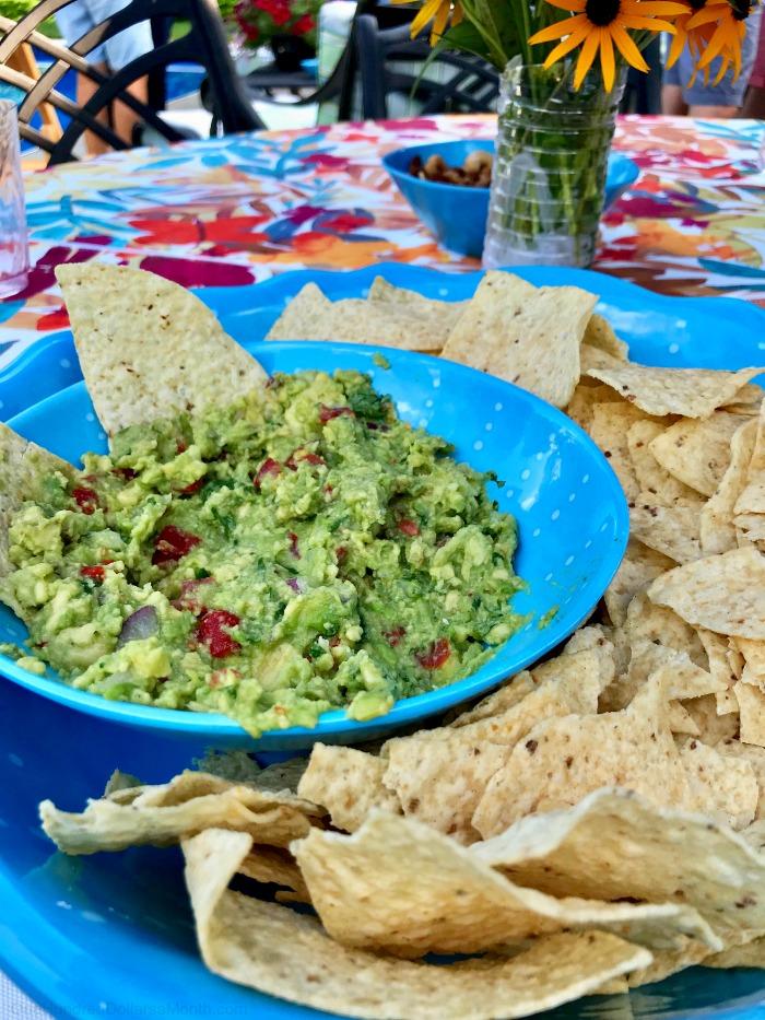 Susan's Easy Guacamole