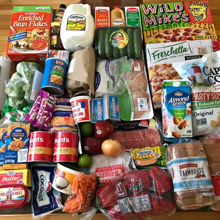 How Much We Spent on Groceries and What We Ate – Week 44 of 52