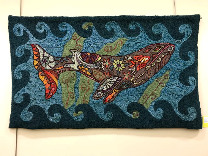 York Public Library – Hooked Rug Exhibit