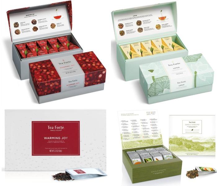 WAhooo! Tea Forte Tea Gifts on Sale Today!!!