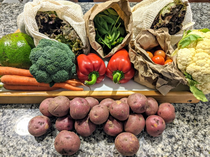 Mel's Experience Joining a CSA and Eating More Vegetables