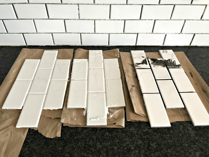 Choosing The Right Grout Color For Subway Tile Help We Can T Decide One Hundred Dollars A Month