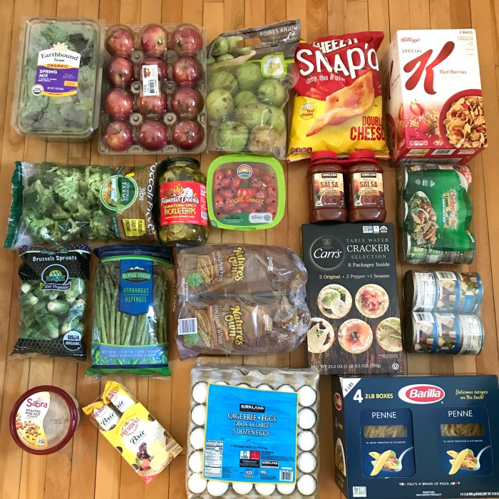 Monthly Meal Planning and Grocery Shopping Trips – Week 17 of 52