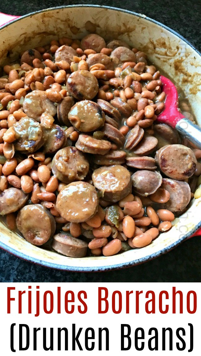 Frijoles Borracho (Drunken Beans) Recipe