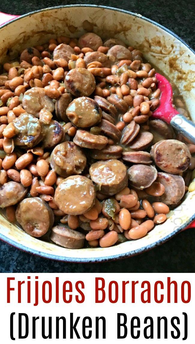 Frijoles Borracho (Drunken Beans) Recipe
