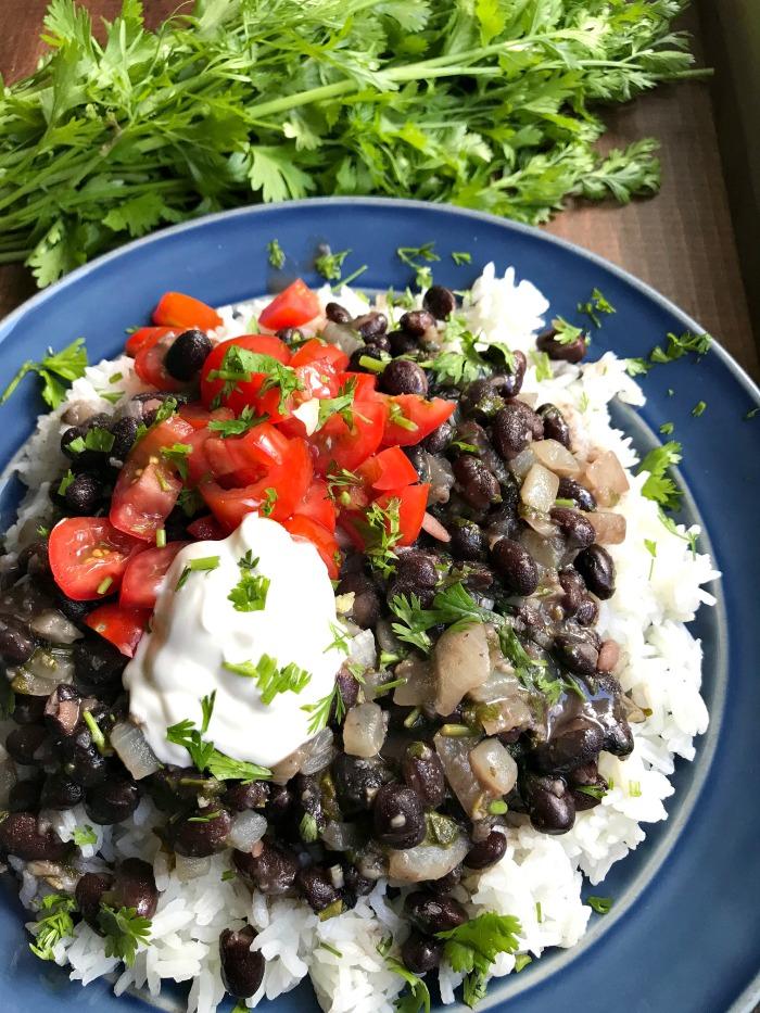 The Best Recipe for Black Beans