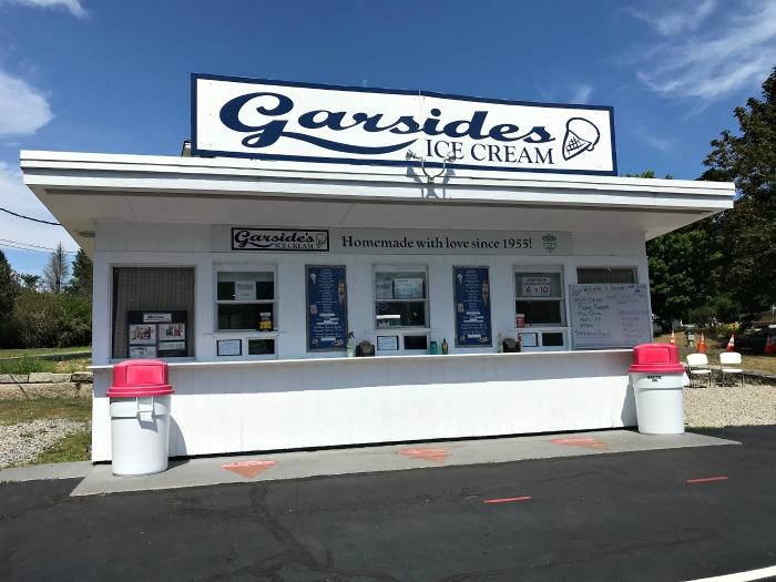 Garside's Ice Cream – Saco, Maine