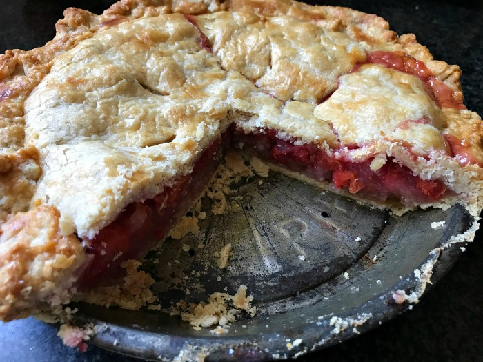 The Best Sour Cherry Pie Recipe