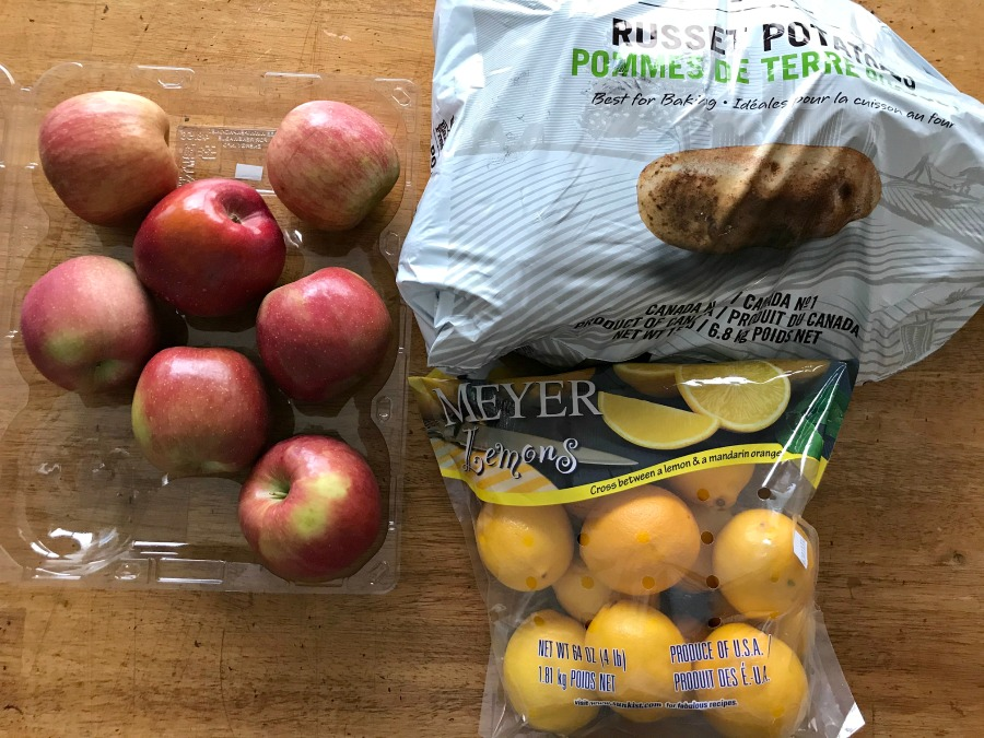 Monthly Meal Planning and Grocery Shopping Trips – Week 48 of 52