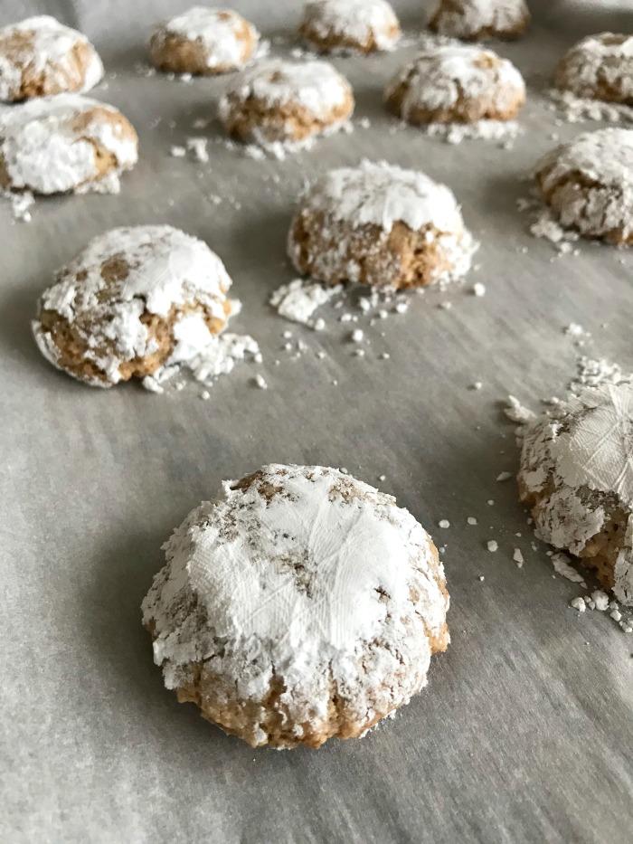 Ameretti Cookies Recipe