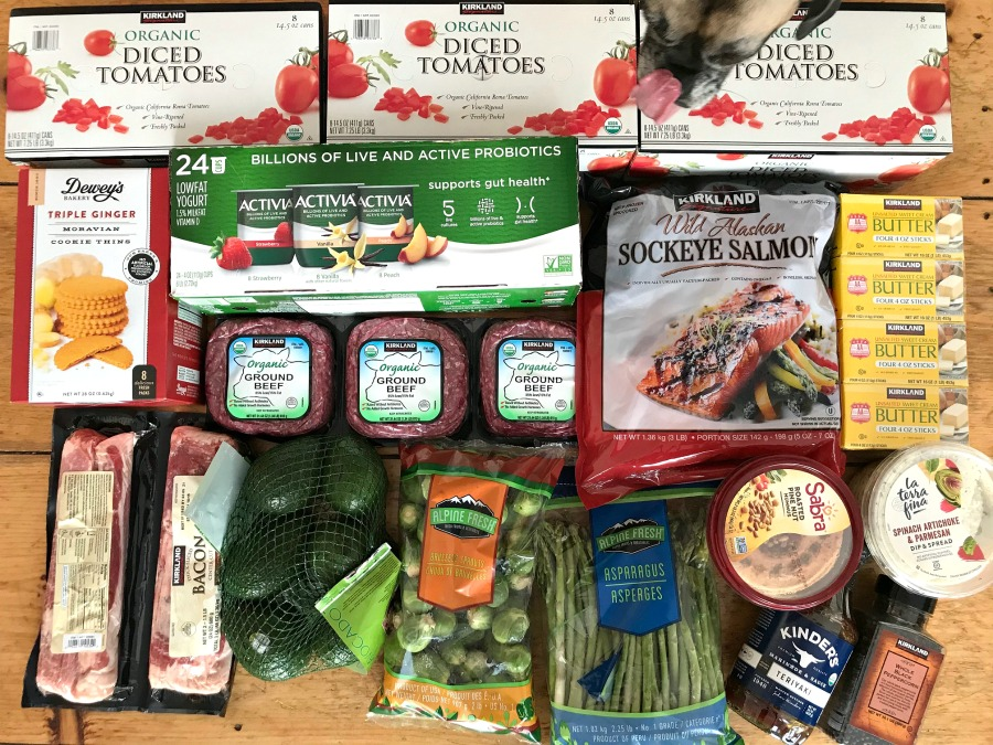 Monthly Meal Planning and Grocery Shopping Trips – Week 51 of 52