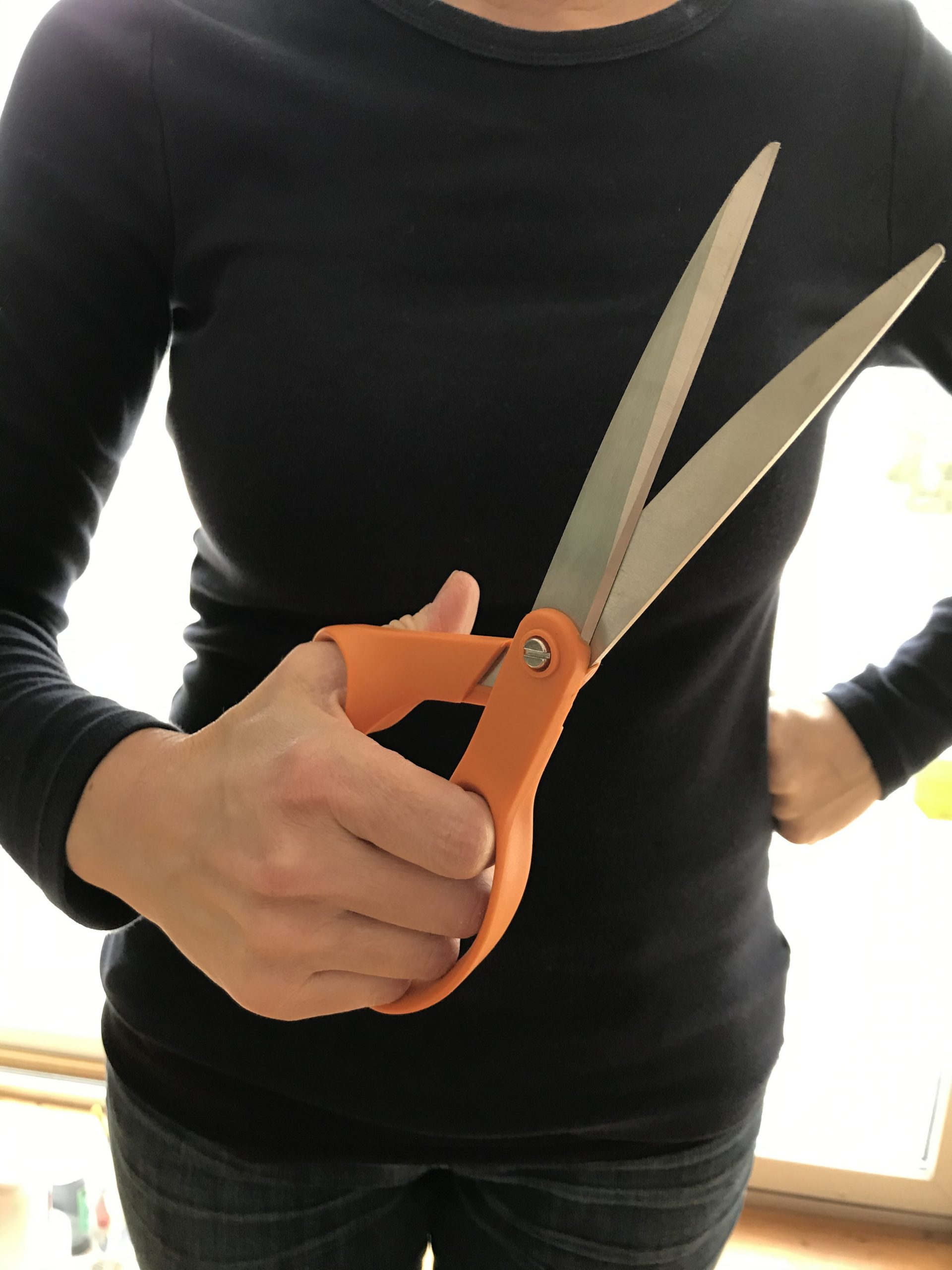 Is There Really A Right Way to Hold Scissors?