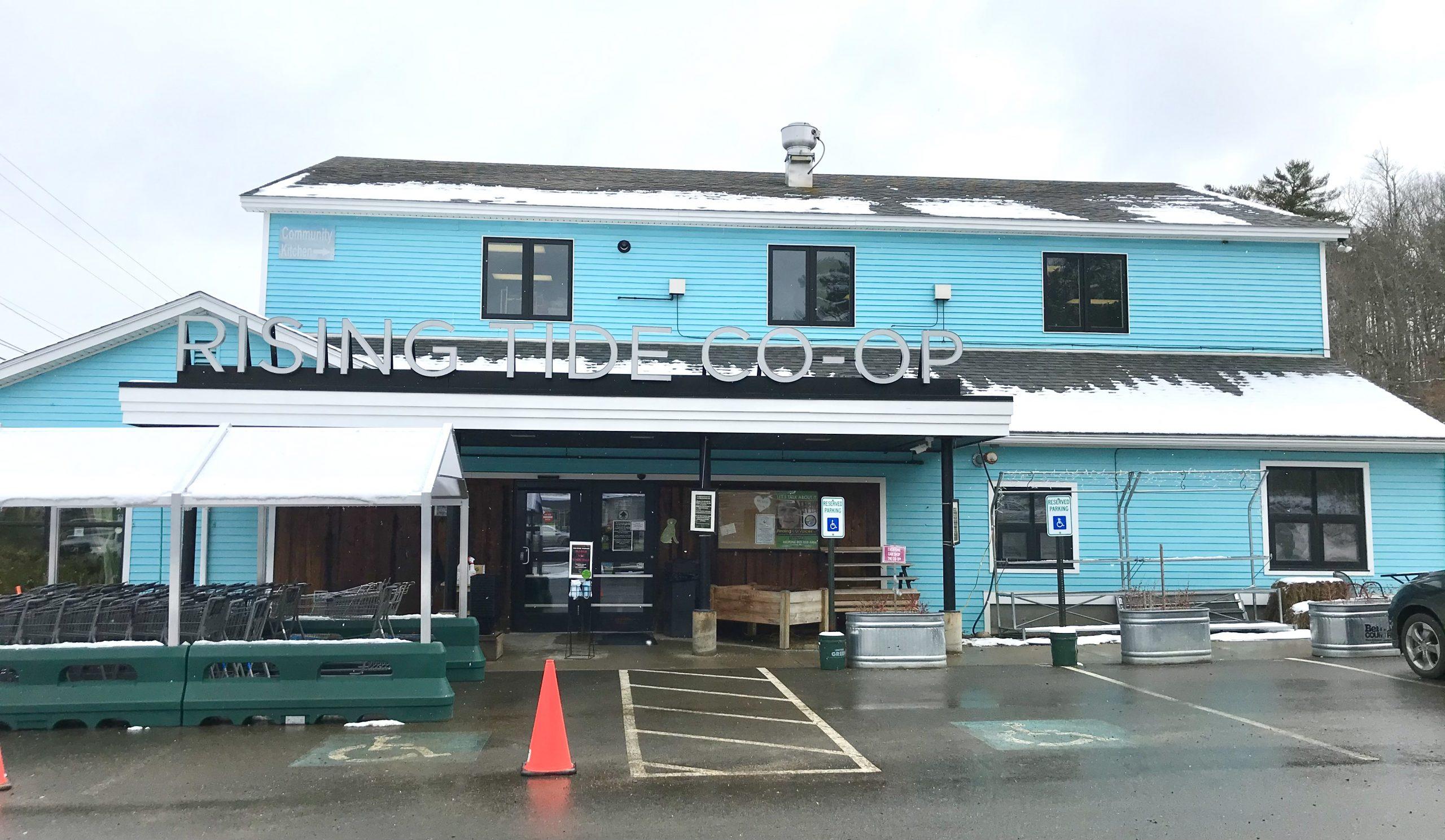 Rising Tide Co-Op ~ Damariscotta, Maine