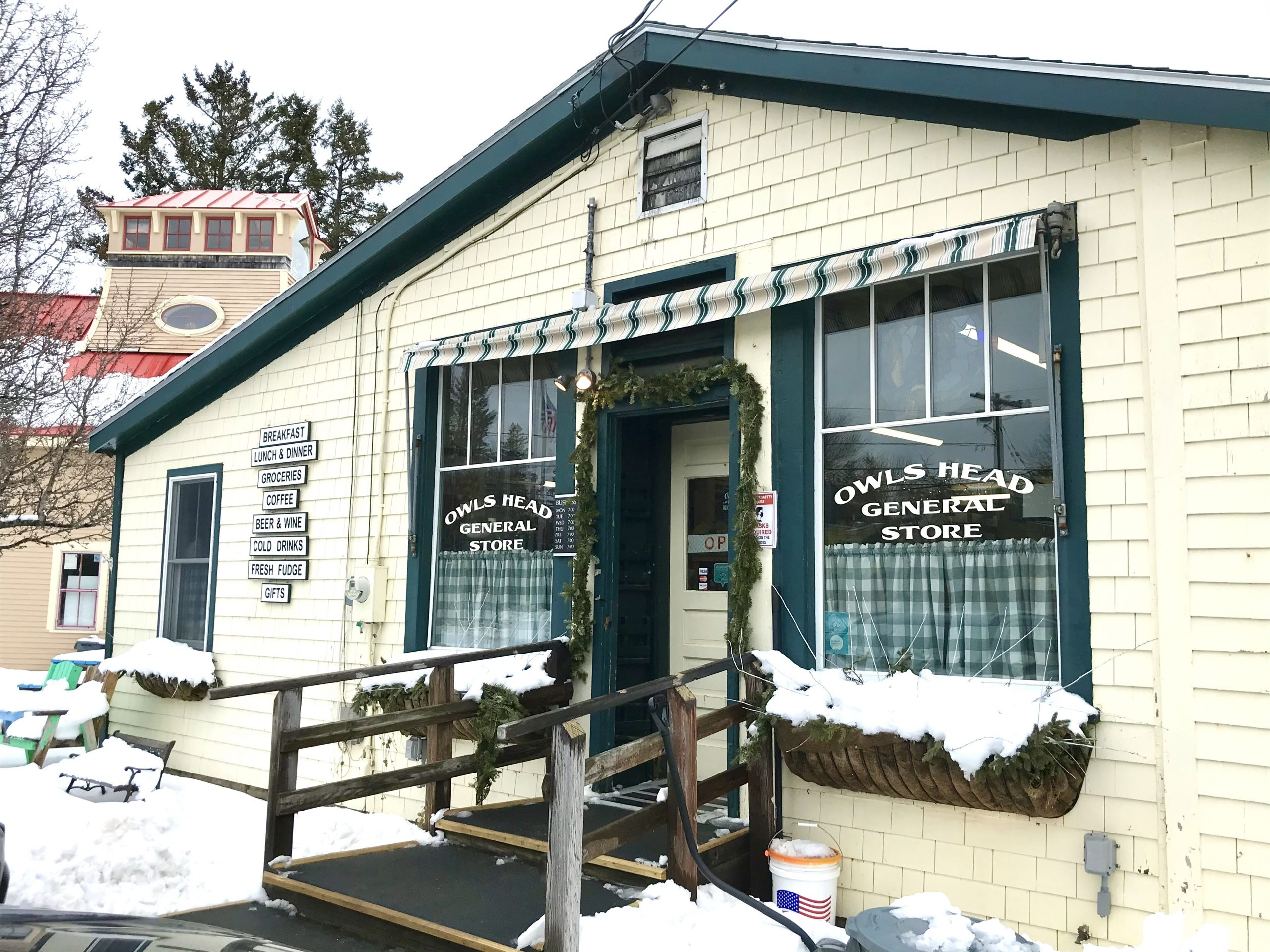 Owls Head General Store – Owls Head, Maine