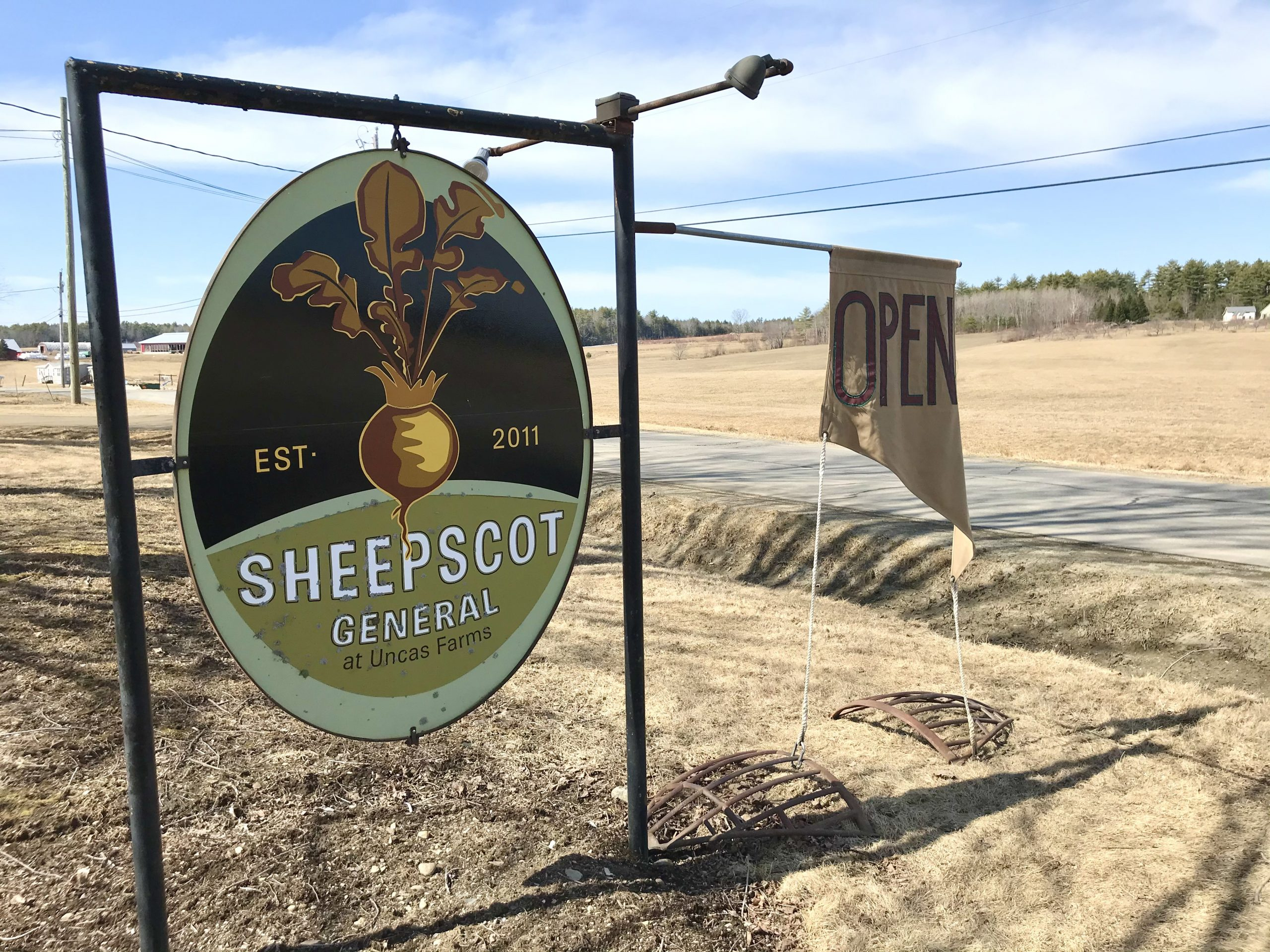 Sheepscot General Store and Farm in Whitefield, Maine