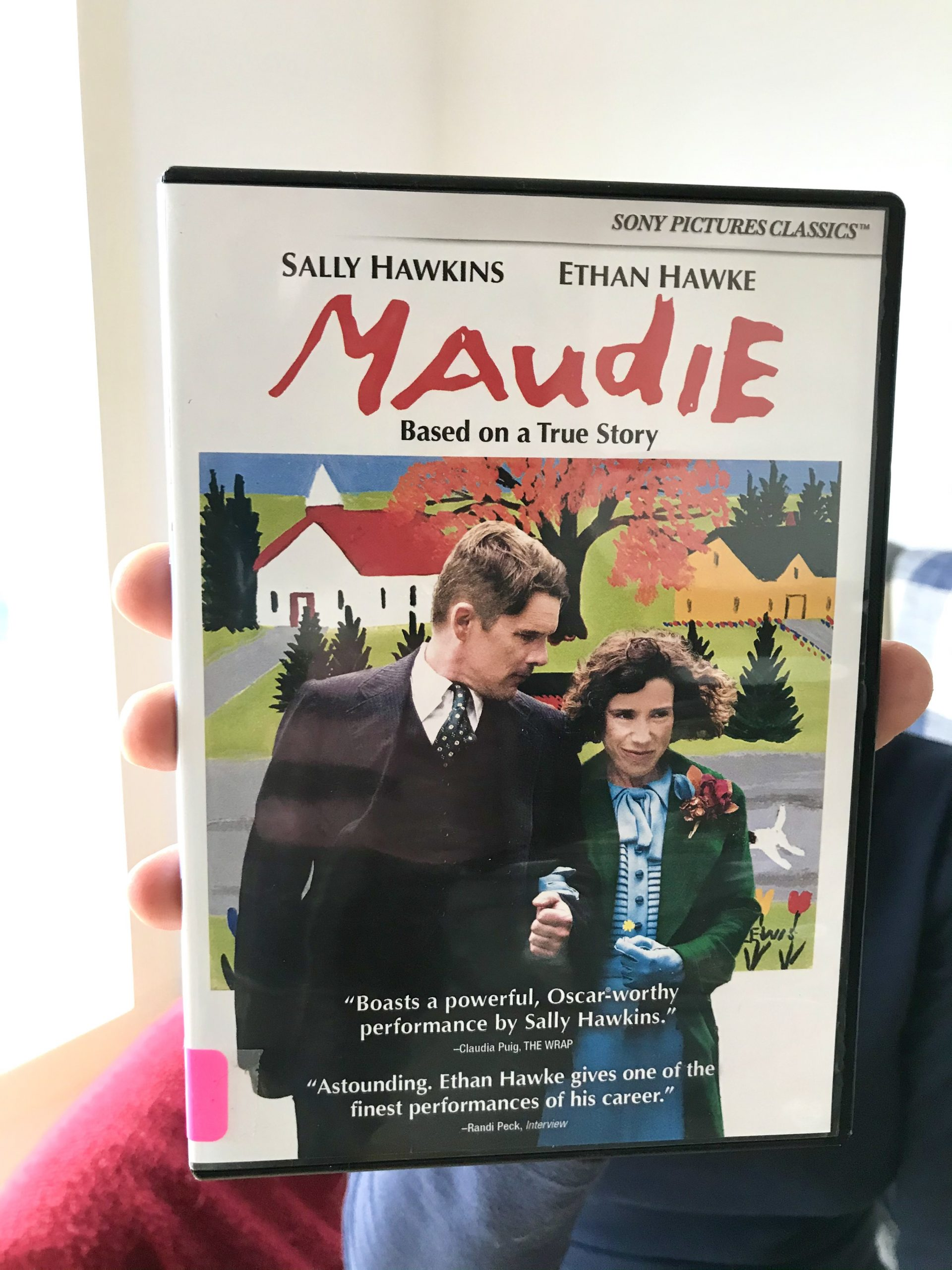 Friday Night at the Movies – Maudie